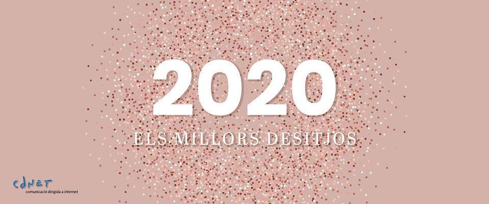 Bones Festes i els millors desitjos per al 2020