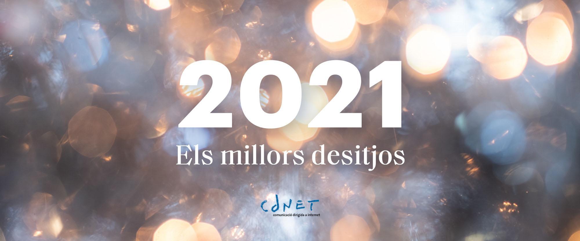 Nuestros mejores deseos para el año nuevo